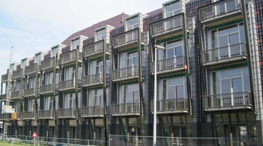 Renovatie appartementen de Hulk Almere 1