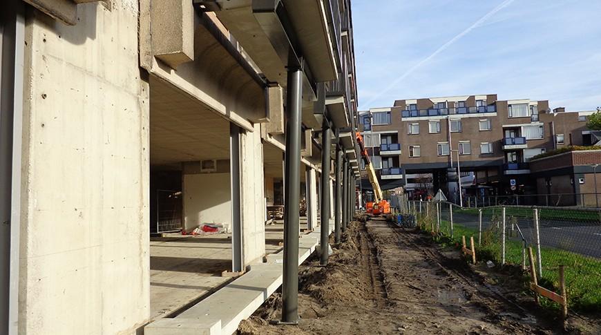 Renovatie appartementen de Hulk Almere 3